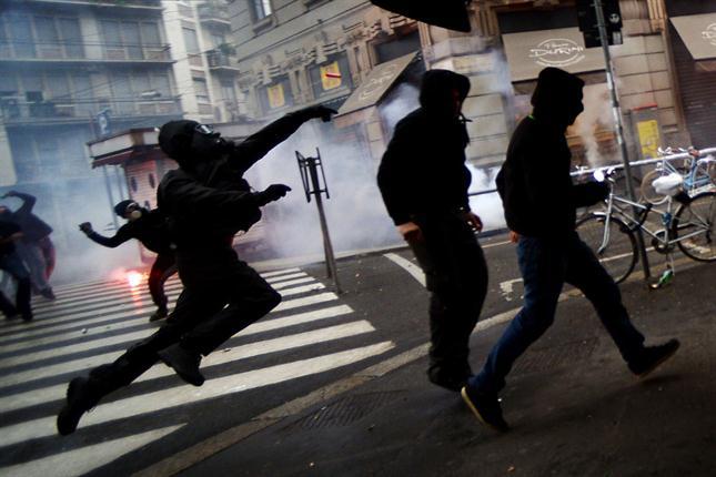 Enfrentamientos Milán 9