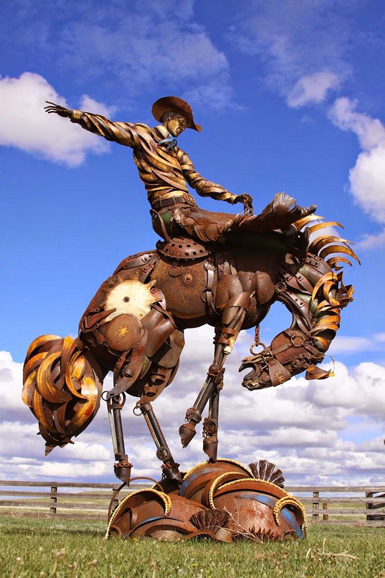 Steampunk Tendencies | John Lopez Sculpture