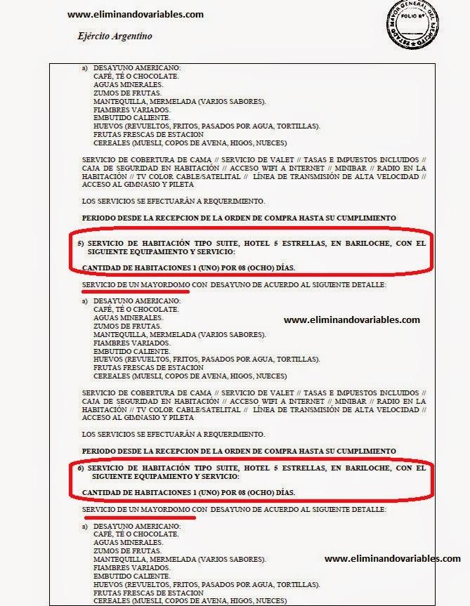 Licitación Milani 4