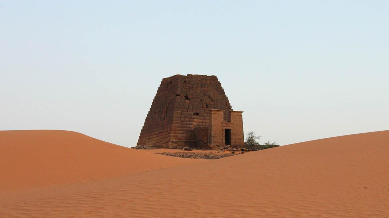 Piramide Sudán 1