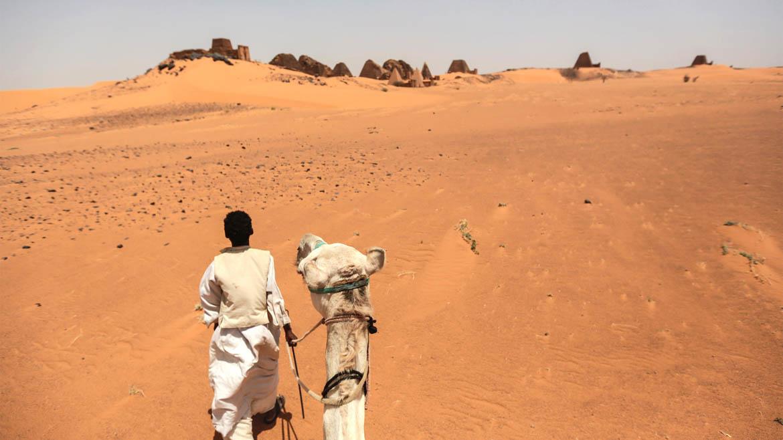 Piramide Sudán 2