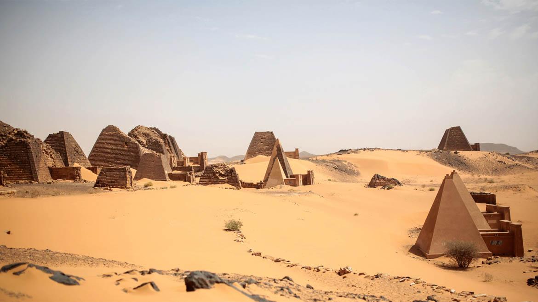 Piramide Sudán 3