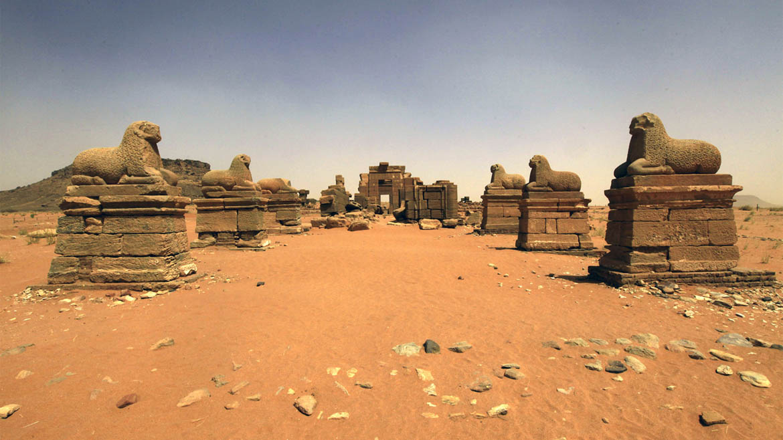 Piramide Sudán 4