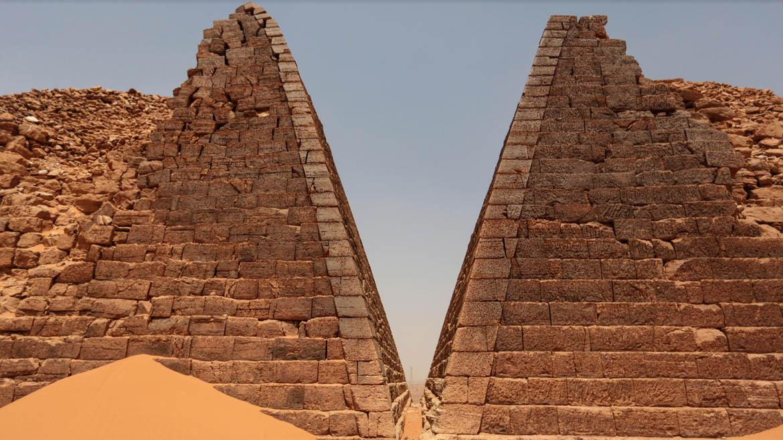 Piramide Sudán 5