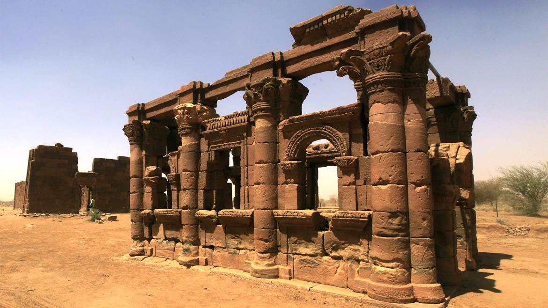 Piramide Sudán 6