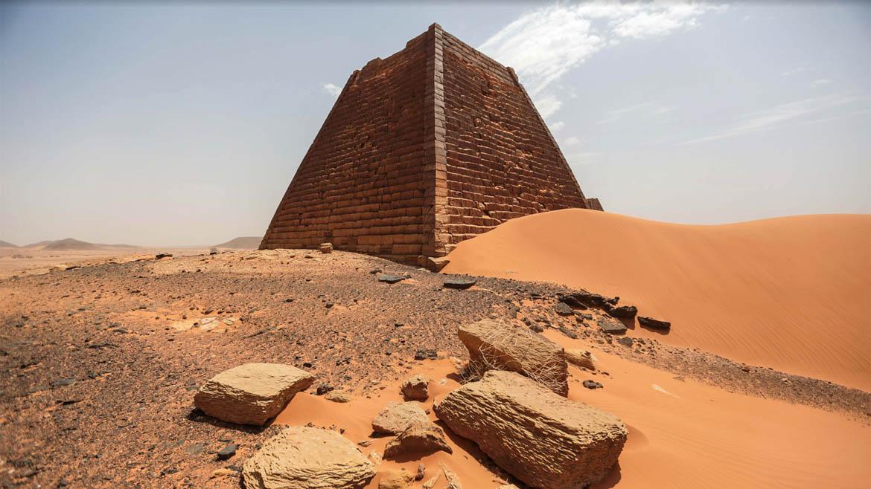 Piramide Sudán 8