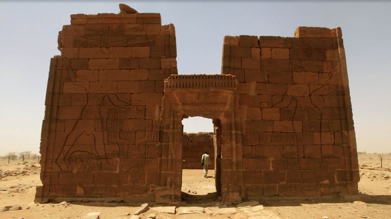 Piramide Sudán 9
