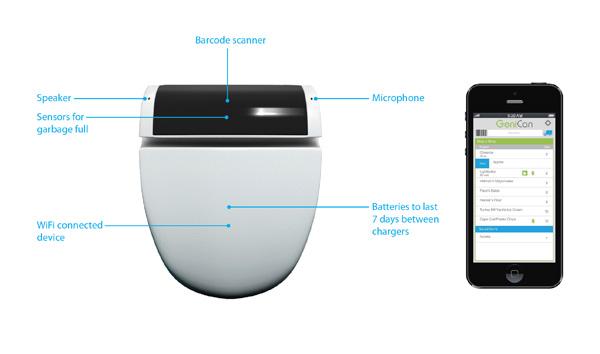 tacho lector celular