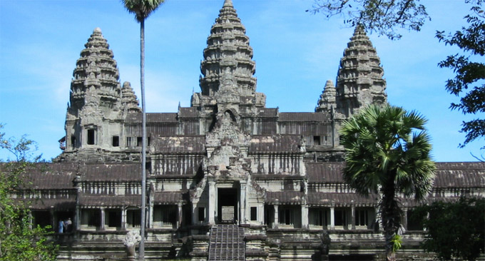 templo camboya
