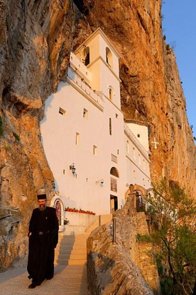 Monasterio de Ostrog. Montenegro