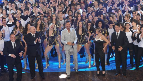 Tinelli-Showmatch