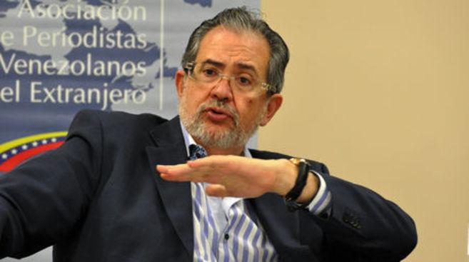 Miguel Henrique Otero, editor del diario 'El Nacional'
