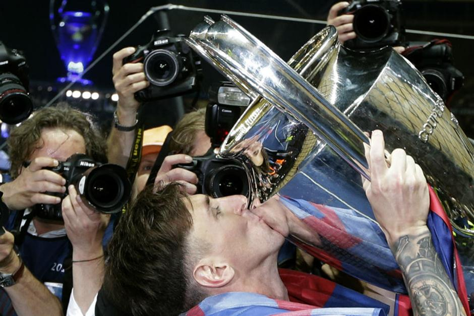 Champions League festejo Barcelona (13)