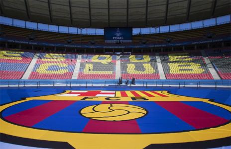 Champions League final 5