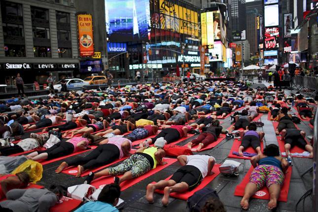 Dia Internacional del Yoga 2 (7)