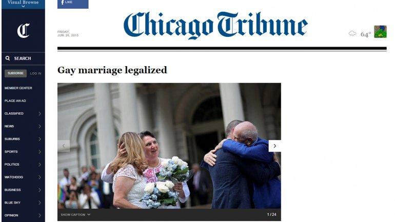 Diario Estados Unidos matrimonio gay 3