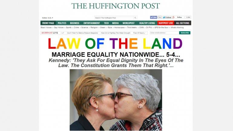 Diario Estados Unidos matrimonio gay 9