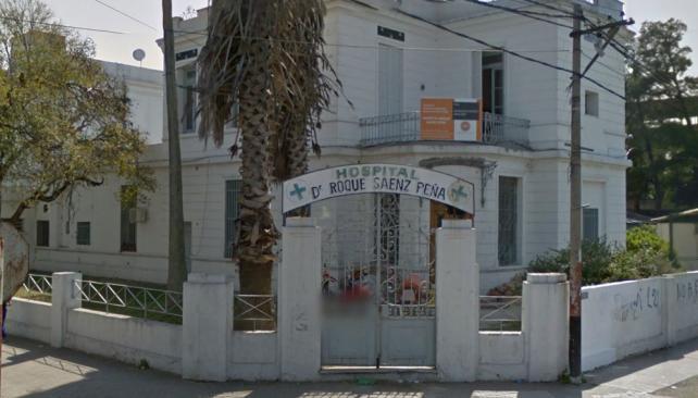 hospital roque saenz peña