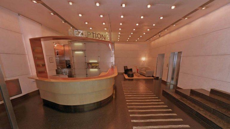 Hotel donde estará Burzaco 10