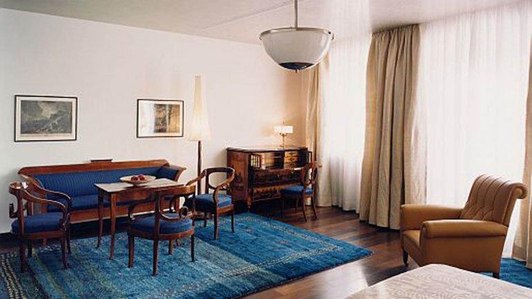 Hotel donde estará Burzaco 6