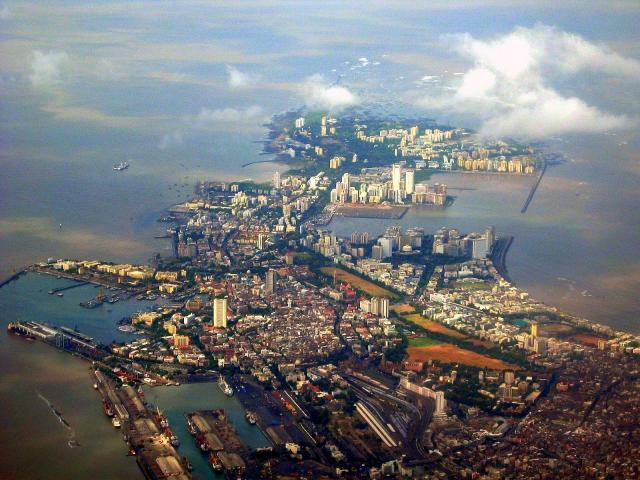 Mumbai/Salsette Island (India) – Población: 13.175.000 habitantes