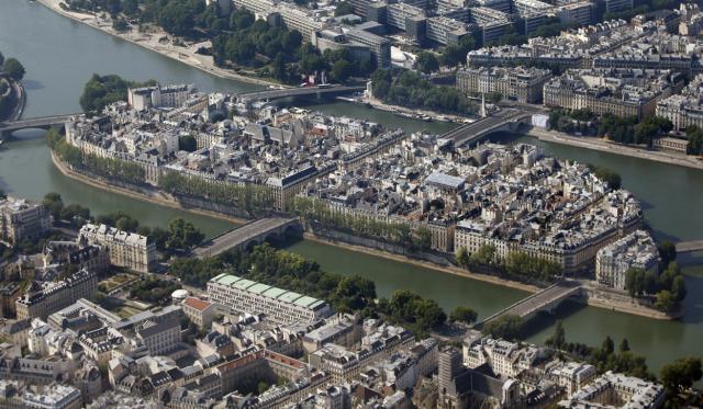 Île Saint-Louis (Francia) – Población: 2.465 habitantes