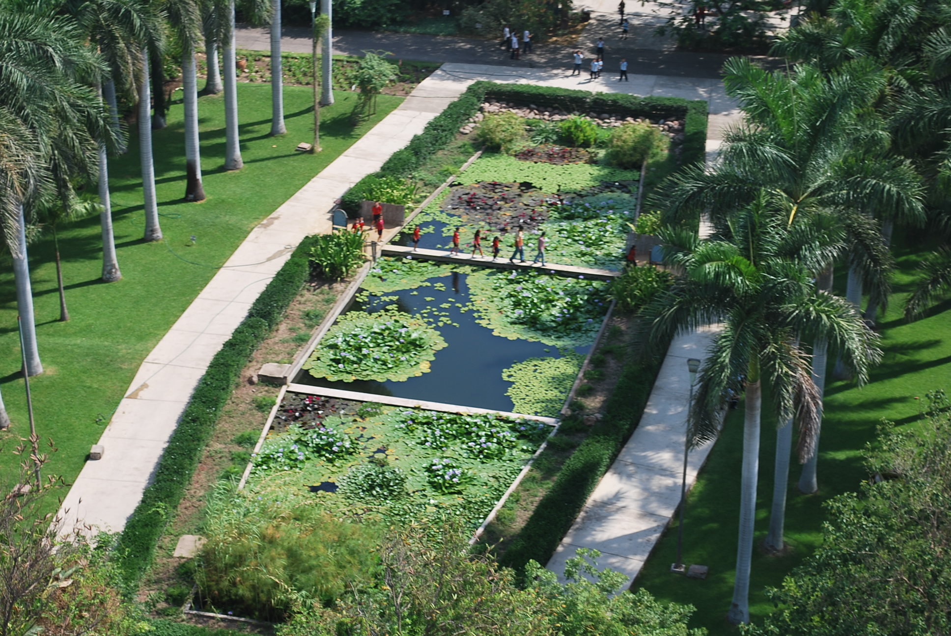 Jardín Botánico Culiacán, México