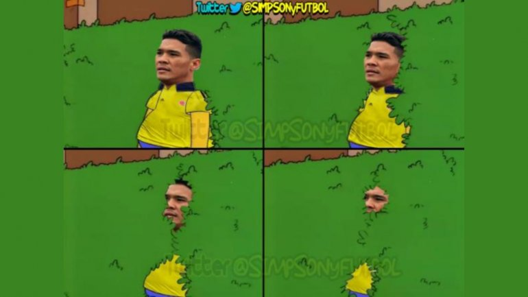 Meme Argentina Colombia 5