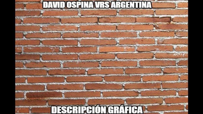 Meme Argentina Colombia 6