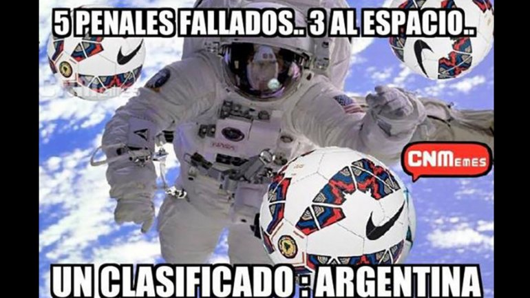 Meme Argentina Colombia 8