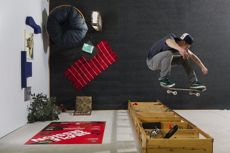 Simon Stricker - Action