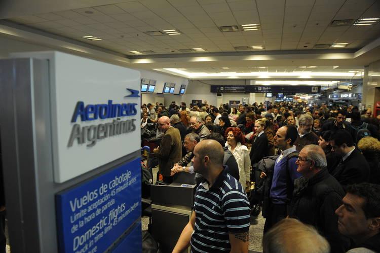 aerolineas demoras y cancelaciones
