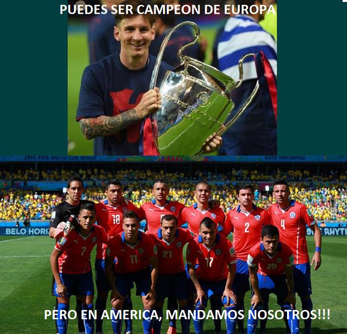 Final Copa America Meme 12