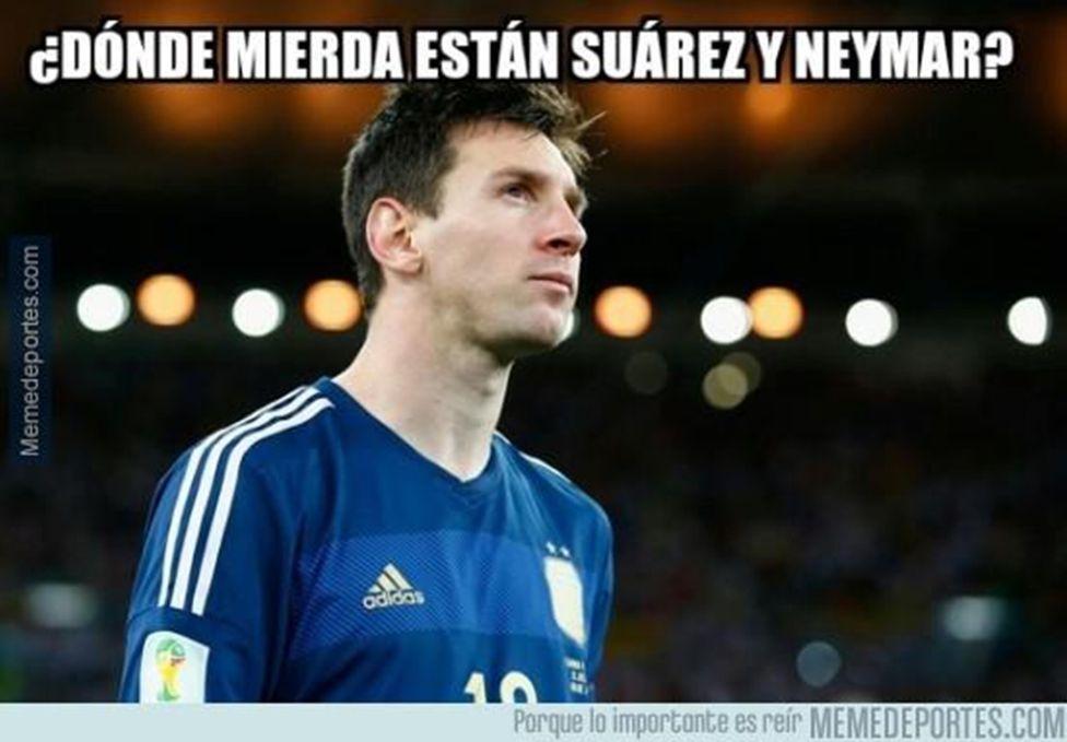 Final Copa America Meme 3