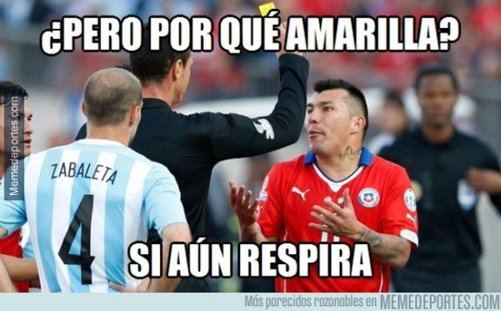 Final Copa America Meme 4