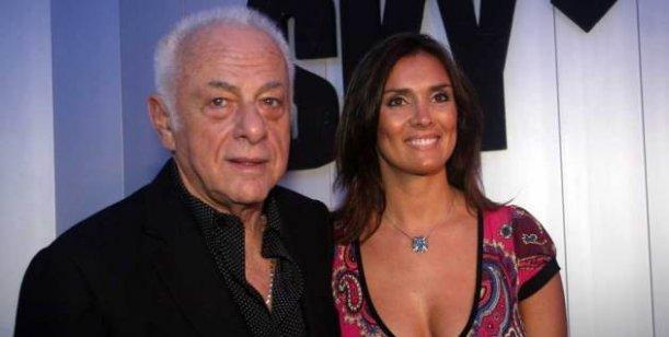 Gerardo Sofovich y Sofía Oleksak