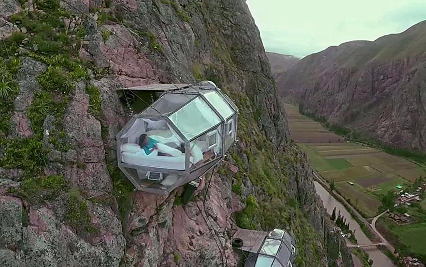 Habitación en la Montaña 1