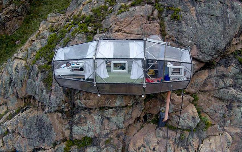 Habitación en la Montaña 3