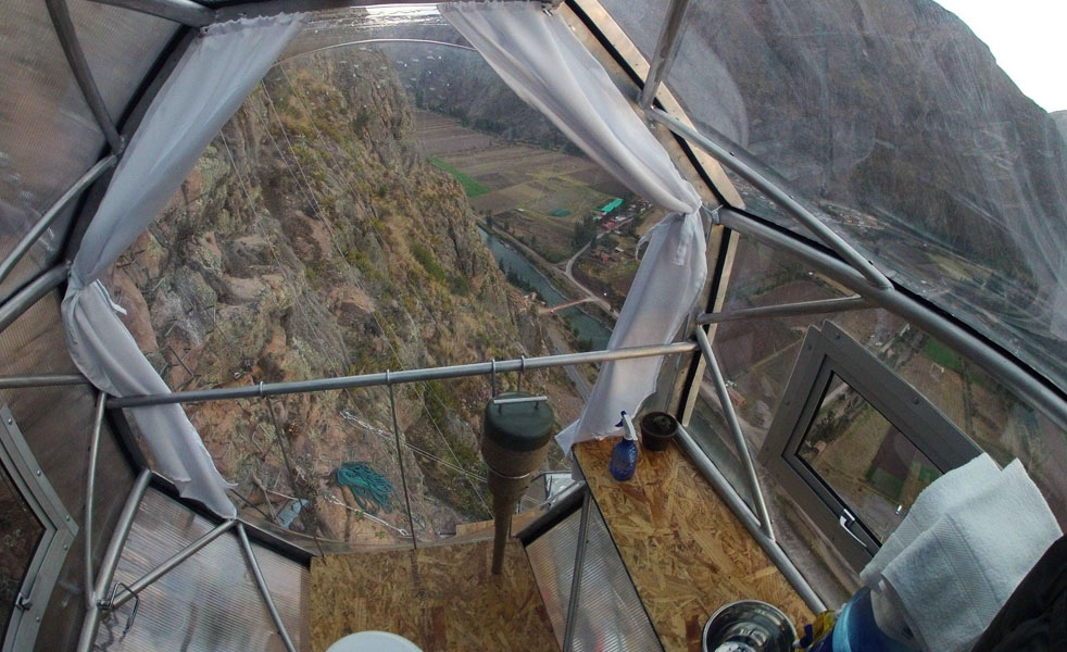 Habitación en la Montaña 7