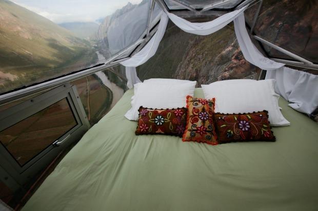 Habitación en la Montaña 9