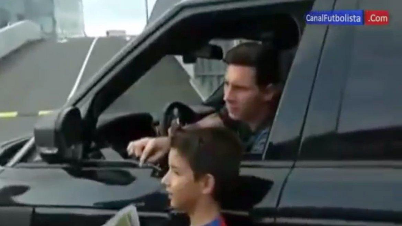 Messi-niño-nene-Barcelona
