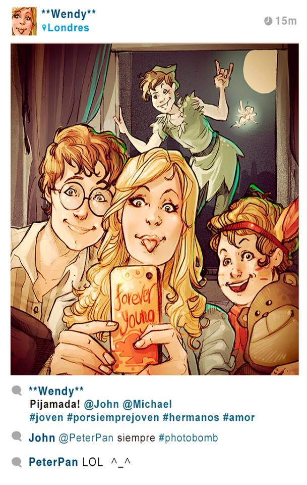 personajes-disney-instagram1