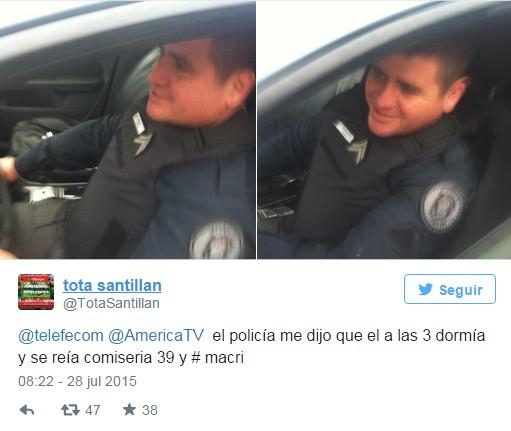 policia tota santilla