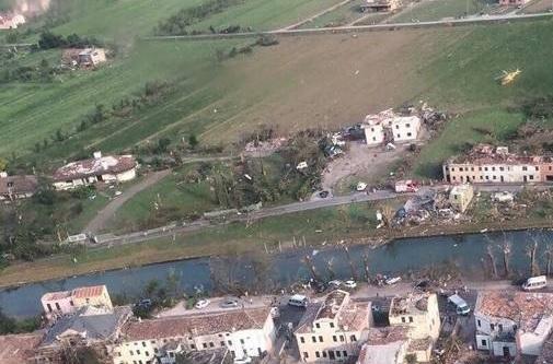 Tornado Venecia