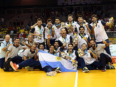 voley campeon