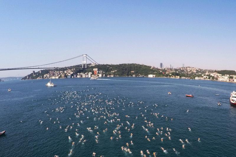 27th Samsung Bosphorus Cross-Continental Swimming Race