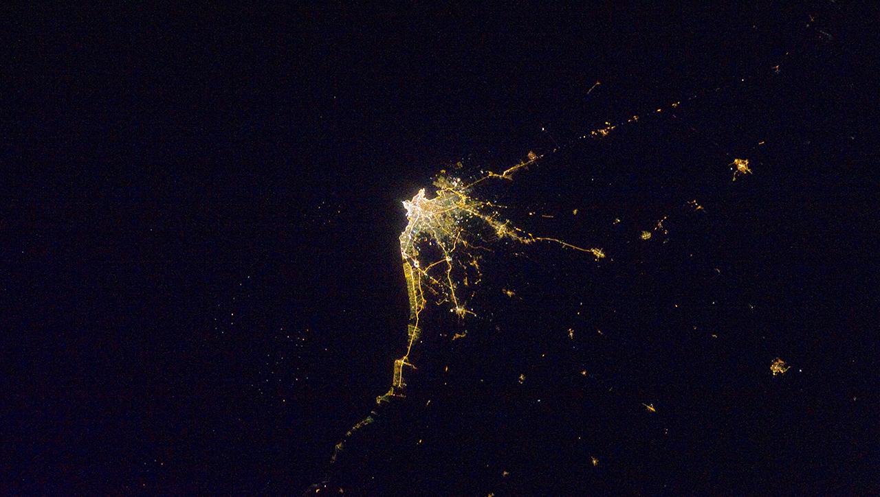 Ciudades desde el espacio 3