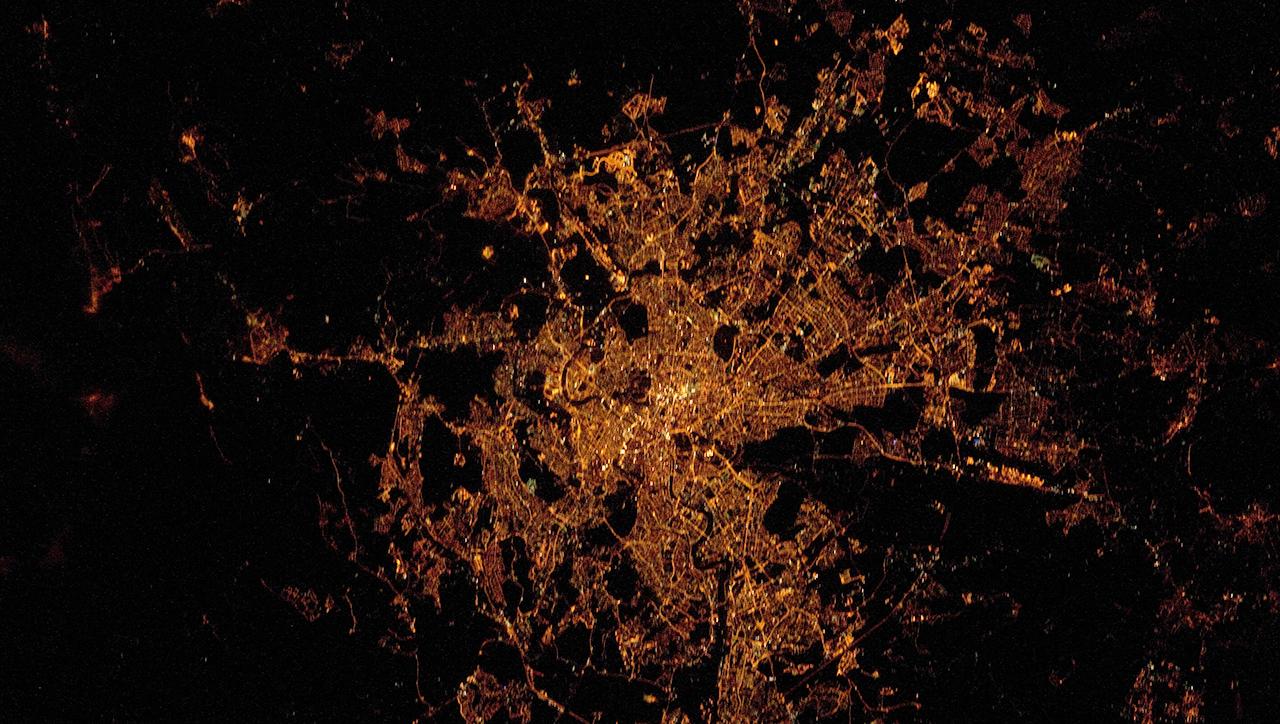 Ciudades desde el espacio 4