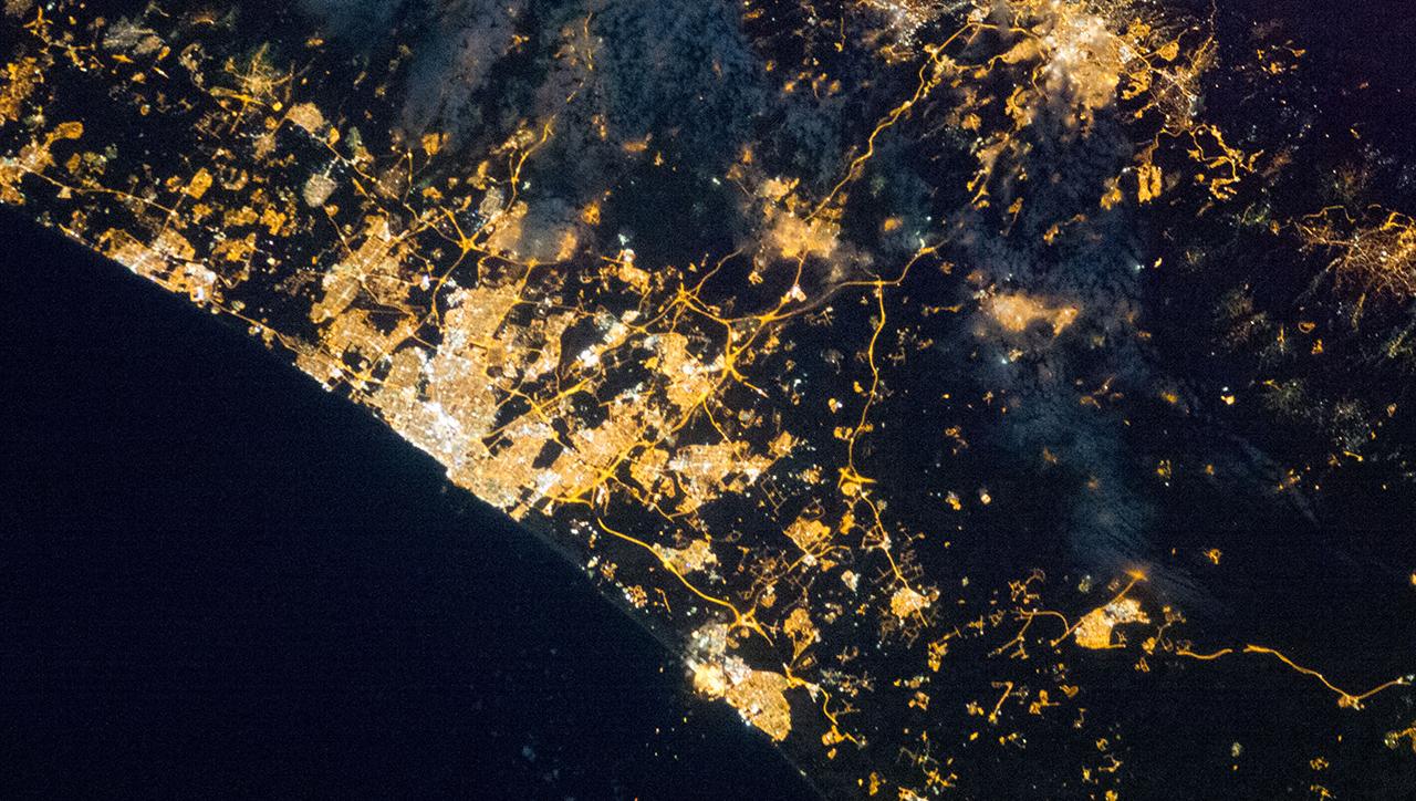Ciudades desde el espacio 5