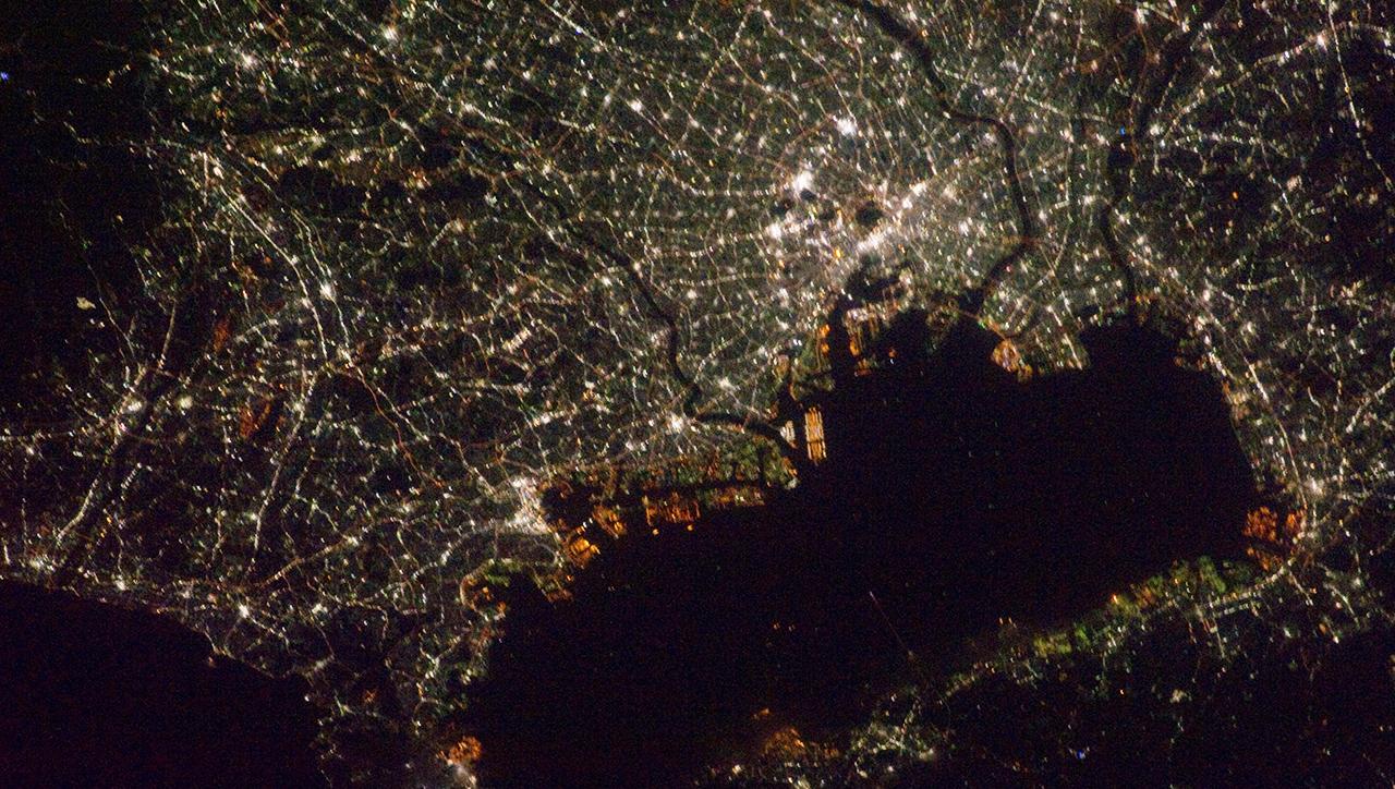 Ciudades desde el espacio 6